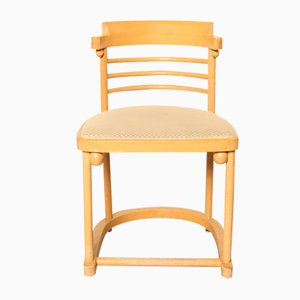 Wooden Dining Chair, 1980s