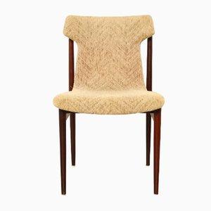 Palisander Stuhl von Inger Klingenberg für Fristho, 1960er