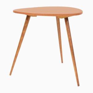 Petite Table Basse en Forme de Plectre, 1960s