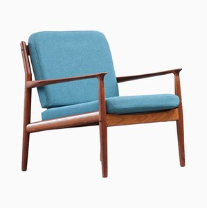 Danish Armchair by Svend Åge Eriksen for Glostrup, 1960s
