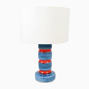 Ceramic Table Lamp, 1970s