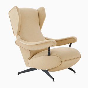 Fauteuil Inclinable Oscar par Nello Pini, 1960