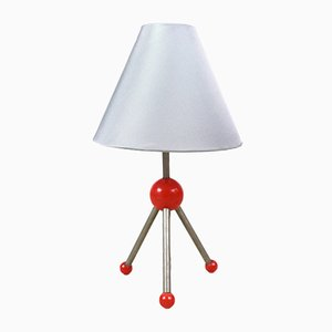 Vintage Small Tripod Table Lamp