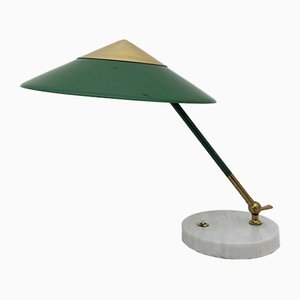 Verstellbare Vintage Tischlampe von Stilux Milano