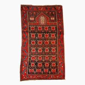 Tappeto Karabagh antico caucasico fatto a mano, fine XIX secolo