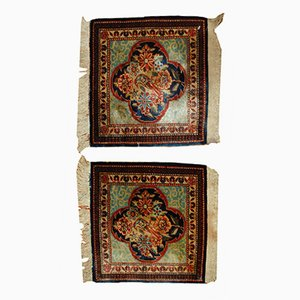Antique Middle Eastern Rugs, 1890s, Set of 2