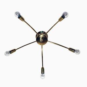 Lampada da soffitto vintage di Rupert Nikoll