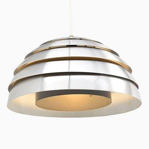 Lampada vintage in alluminio di Hans-Agne Jakobsson per Markaryd