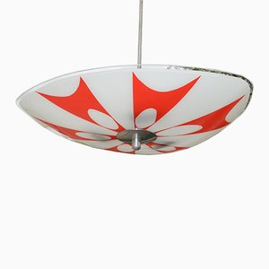 Ceiling Lamp from Napako, 1970s