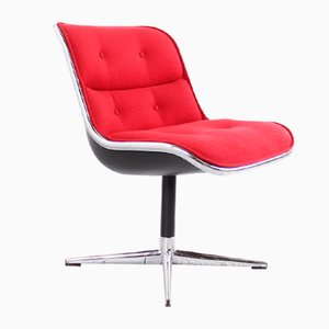 Executive Chair By Charles Pollock For Knoll International, 1963