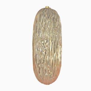 Applique in vetro di Murano di Toni Zuccheri per Venini, anni '60