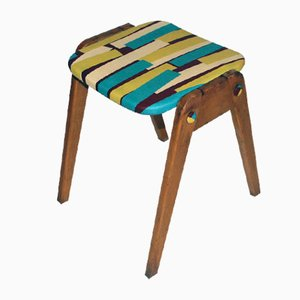 Mid-Century SW2 Stool by Connexi / Roland Rainer