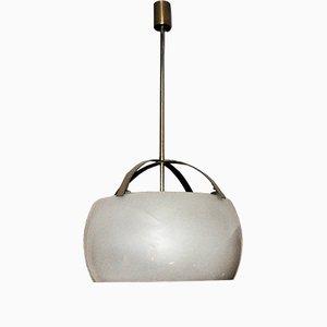 Lampe à Suspension Omega Vico Magistretti pour Artemide, 1960s