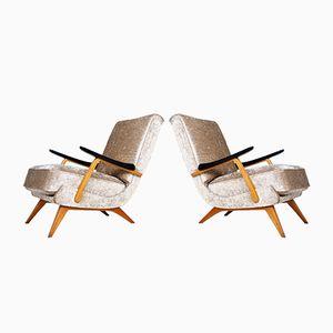 Vintage Italian Chairs, Set of 2