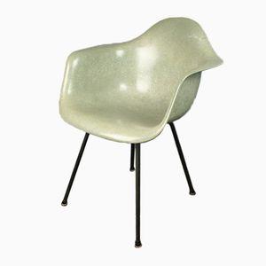 Sedia DAX di Charles & Ray Eames per Zenith Plastics, anni '50