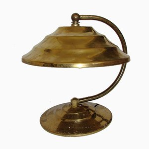 Lampe de Bureau, Bronze, 1960s