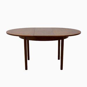 Mid-Century Extendable Teak Dining Table from Vanson, 1960s
