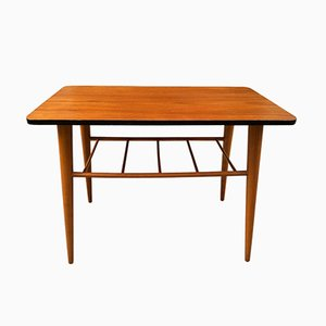 Swedish Teak Side Table, 1960s