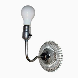Vintage Wandlampe von Lobmeyr