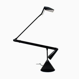 Lámpara de escritorio de arquitecto Zelig de Walter A. Monici para Lumina, años 80