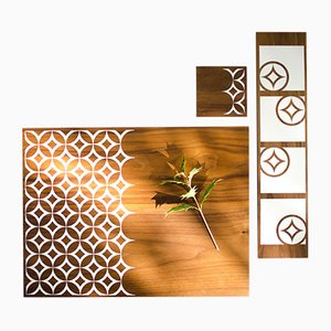 Eatchic 3 Place Mats from Orma, 2006, Set of 3