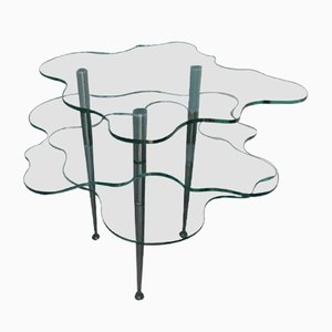 Papilio Table by Alessandro Mendini for Zanotta, 1980s