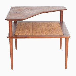 Table Basse Minerva Vintage par Peter Hvidt & Orla Mølgaard-Nielsen pour France & Daverkosen