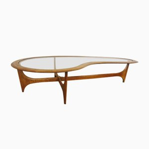 Large Coffee Table by Adrian Pearsall for Lane, 1960s