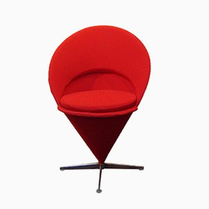 Cone K1 Chair by Verner Panton for Plus-Linje, 1958