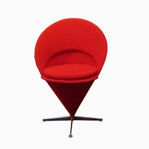 Cone K1 Stuhl von Verner Panton für Plus-Linje, 1958
