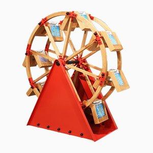 The Wheel Zeitungsständer von Vladimir Kagan für H Furniture, 2016