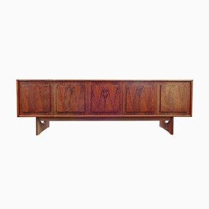 Rosewood Veneer Sideboard by Ib Kofod Larsen, 1960s