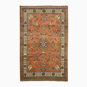 Antique Kothan Design Samarkand Rug, 1930s