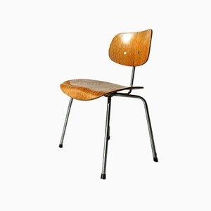 SE 68 Teak Chair by Egon Eiermann for Wilde & Spieth, 1960s