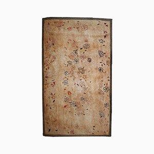 Tapis Crocheté Fait Main, Amérique, 1880s