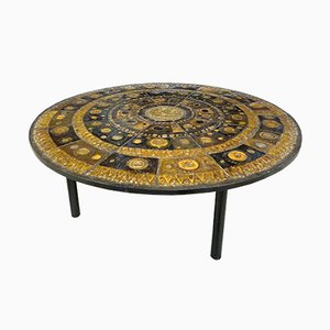 German Ceramic Coffee Table by Renate Rhein, 1960s