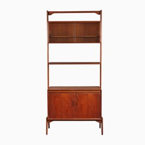 Danish Teak Modular Shelving Unit, 1970s
