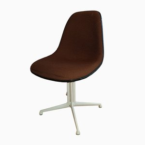 Mid-Century Side Chair with La Fonda Base by Charles & Ray Eames for Vitra