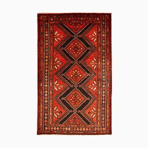 Vintage Middle Eastern Village Rug