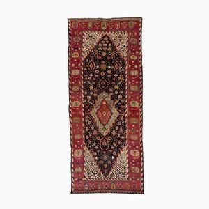 Antiker Handgeknüpfter Kaukasischer Karabagh Teppich, 1880er