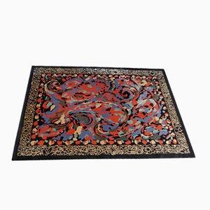Alfombra artística de Pierre Balmain para Van Neder Carpets, años 80