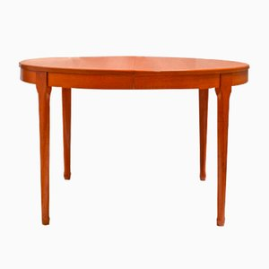 Vintage Extendable Round Dining Table from Meubles TV