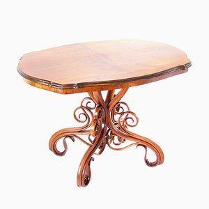 Table Nr. 4 Viennoise de Thonet, 1870s