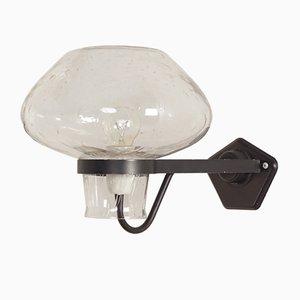 Lámparas de pared de Gunnar Asplund para ASEA, años 60. Juego de 2