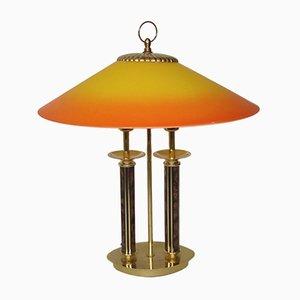 Lámpara Art Déco, años 70