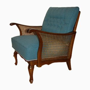 Armchair with Raffia, 1920s