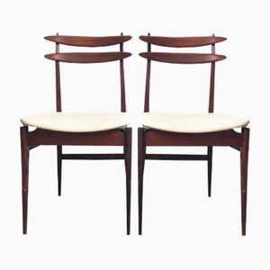 Italian Chairs, 1950s, Set of 2
