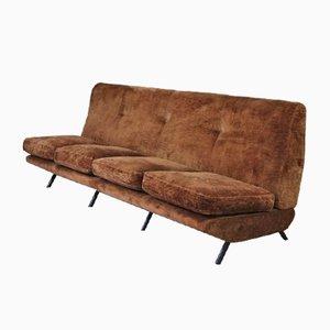 Mid-Century 4-Sitzer Sofa von Marco Zanuso für Arflex