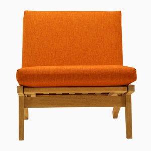 GE 370 Sessel von Hans J. Wegner für Getama, 1960er