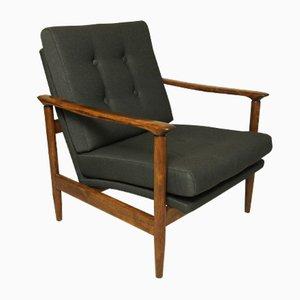 Polnischer Sessel von Edmund Homa für Gościcińska Fabryka Mebli, 1960er